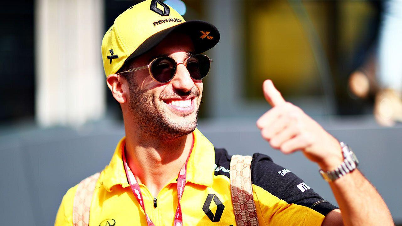 'I am enjoying it': Dan Ricciardo's surprise take on Renault struggles