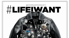 #LifeIWant: Coach Motorcycle Leather Jacket