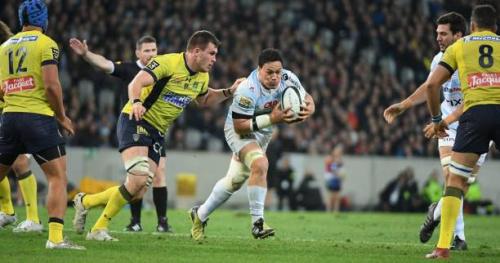Rugby - Top 14 - Top 14 : Le Racing 92 l'emporte de justesse face à Clermont