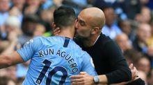 Man City's record scorer Aguero extends contract