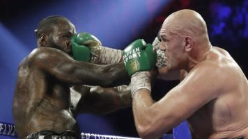 Fury's TKO of Wilder was a big win for Vegas
