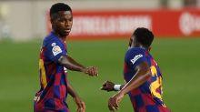 Le Barça veut prolonger Ansu Fati