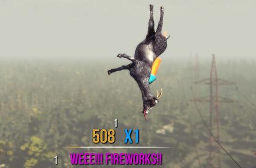 Goat Simulator to rampage across the UK in boxed release