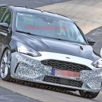 2020 Ford Focus ST that we won't get has been spied testing