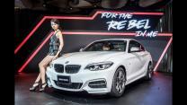 全新BMW 2系列雙門跑車強悍登場