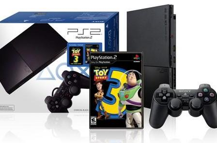 Here's that Toy Story 3 PS2 hardware bundle you've been waiting for