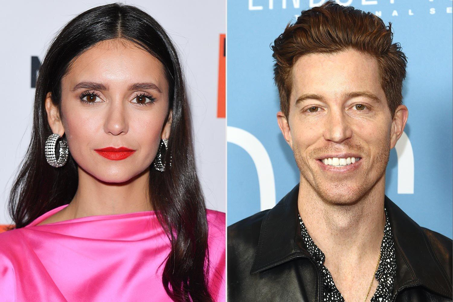 Nina Dobrev Wishes Boyfriend Shaun White Happy Birthday In Funny Instagram Post