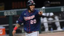 Would Eddie Rosario be good fit on Red Sox? Christian Vazquez seems to think so