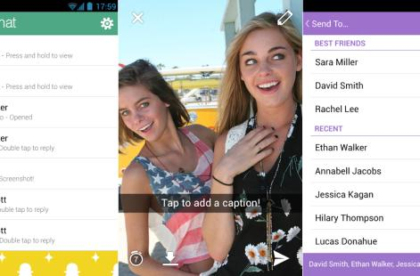 Snapchat's bringing disappearing news to your vanishing selfie stream