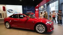 Tesla Stock Hammered As Wall Street Piles On Against Car Maker