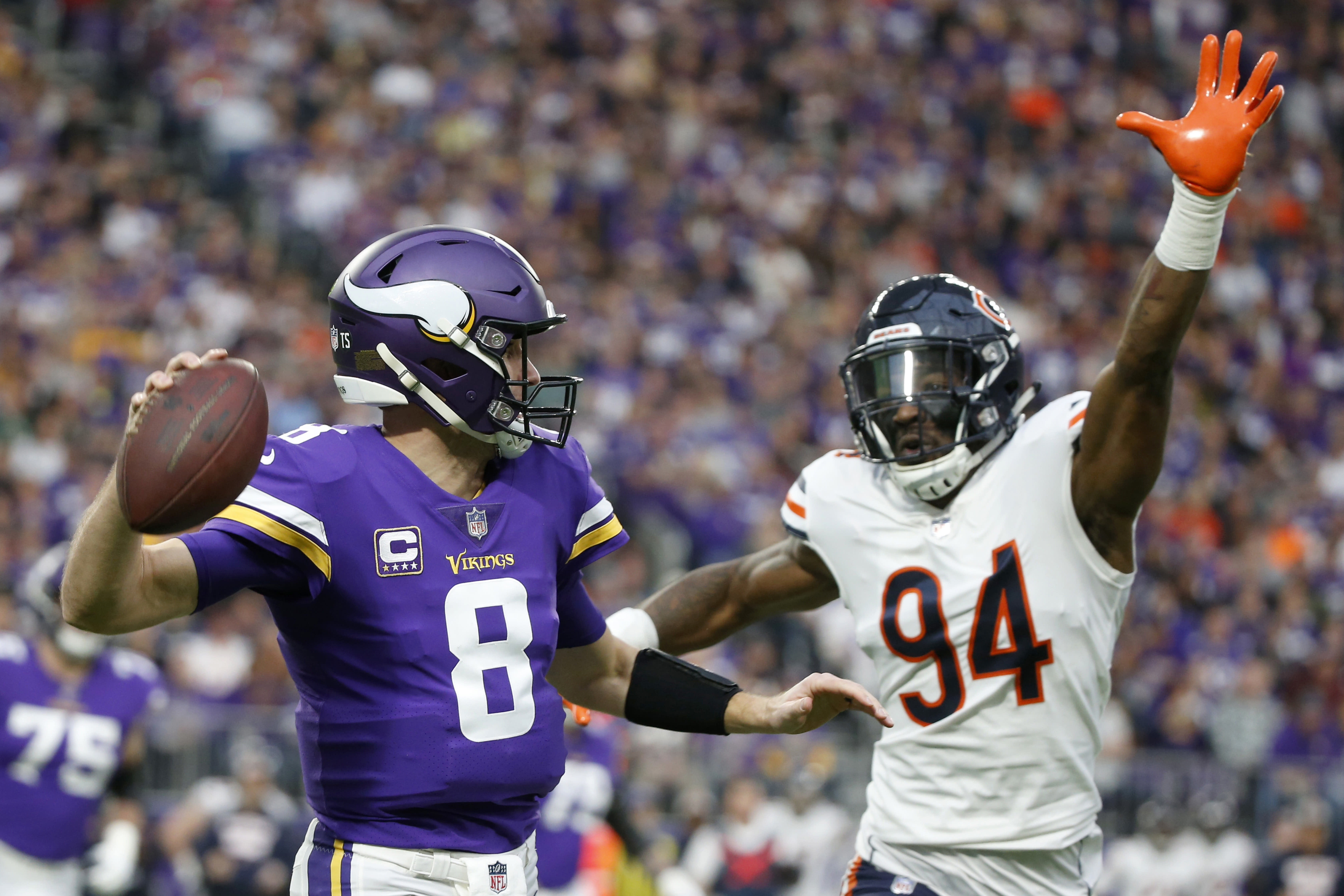 Vikings go back to drawing board after latest disappointment