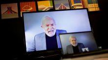 EXCLUSIVO-Lula vê Brasil desgovernado e diz que vai apoiar quem enfrentar Bolsonaro