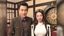 Hawick Lau denies rumours of divorce and new romance