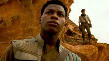 John Boyega diz que seu personagem em Star Wars foi deixado de lado por ser negro