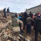 Turkey earthquake: Nine killed as 5.7-magnitude quake strikes near Iran border