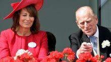 Carole Middleton's major PR move amid Prince Philip's ill health