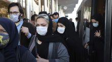 Irán reporta 5.000 casos de coronavirus en un día