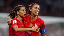 Lloyd, Rapinoe, Morgan headline U.S. Olympic women's soccer roster