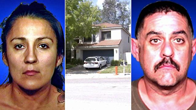Neighbors arrested for stealing from dead woman's Highland home with daughter