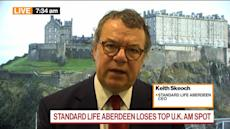 Standard Life Aberdeen CEO Is Confident Even Amid Outflows