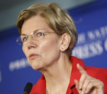 Elizabeth Warren's Far-Reaching New Bill Aims To Actually Drain The Swamp