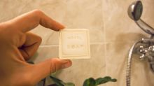 Why Hilton wants to get its hands on your used soap