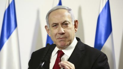 Netanyahu indicted on corruption charges