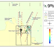 GoviEx Reports Positive Gold Sampling Program at Falea Project, Mali