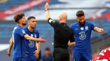 Chelsea fans rage at FA Cup final referee Anthony Taylor as Arsenal win at Wembley