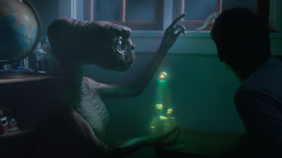 Extended Cut: E.T. Came Home For Christmas - Sky Christmas Ad 2019