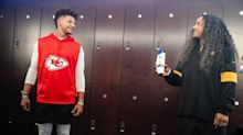 Patrick Mahomes and Troy Polamalu Are Back with Head & Shoulders to Take It Up to 100