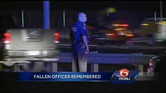 Benefit held for fallen NOPD Officer Rodney Thomas