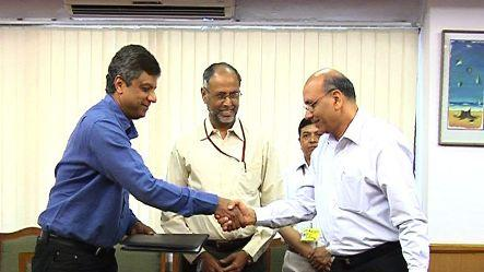 KMRL signs an MoU with DMRC