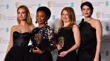"Die größten ""Time's Up""-Momente bei den BAFTA Awards 2018"