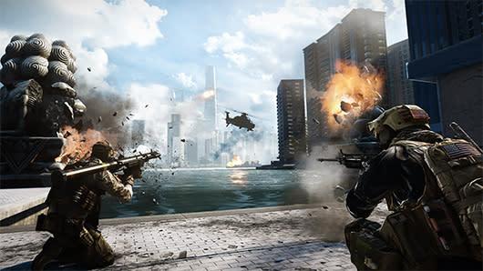 Battlefield 4 enlists platoon support on February 27