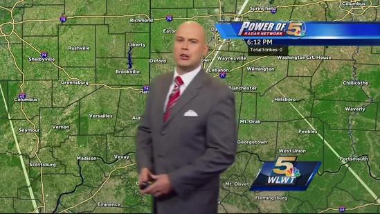 Cooler And Drier Weather On The Way