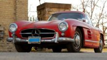 Would you pay $800k for a Mercedes Gullwing that doesn't run?