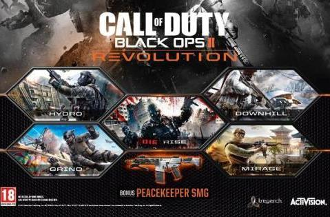 Black Ops 2 'Revolution' hits Xbox Jan. 29 with new weapon, mode, maps