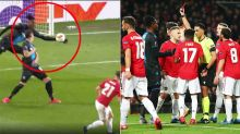 'What is he doing': Footballer's 'ridiculous' act stuns fans
