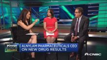 Alnylam Pharmaceuticals CEO: Trial results open up the do...