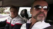 WATCH: James Corden thanks George Michael for inspiring Carpool Karaoke in touching tribute