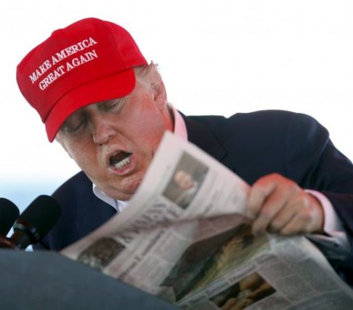 WSJ to Trump: Start acting presidential or exit race