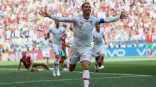 2018 世界盃 − Cristiano Ronaldo 擦新紀錄成為歐洲史上最佳神射手