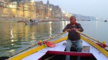 :: 浪遊印度半百天 :: 恆河邊的生與死。Part 1