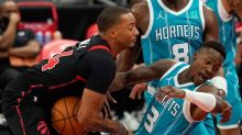 NBA admits refs messed up end of Hornets-Raptors game. Terry Rozier should've shot FTs