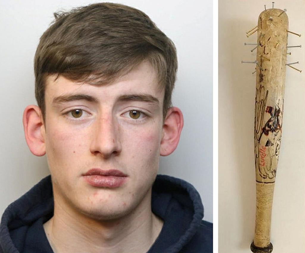 Teen jailed after leaving boy, 16, disabled following attack with 'Walking Dead' baseball bat