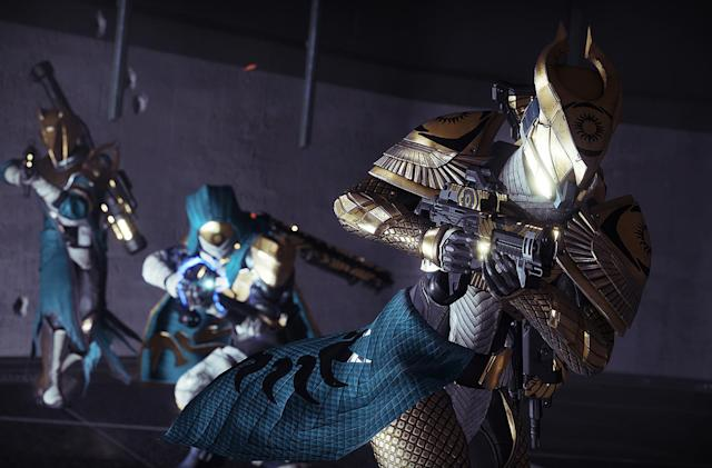 'Destiny 2' equipment overhaul will encourage you to try new gear