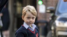 Las divertidas y entrañables fotografías del príncipe George por su sexto cumpleaños