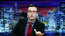 Danbury, Connecticut to name sewage plant after John Oliver following British TV presenter's sweary rant