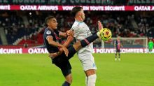 Neymar among 5 stoppage-time red cards, Marseille beats PSG